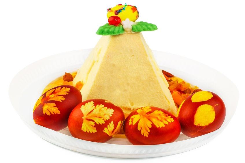 Подготовка к празднованию Пасхи