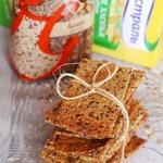 Безглютеновые постные хлебцы