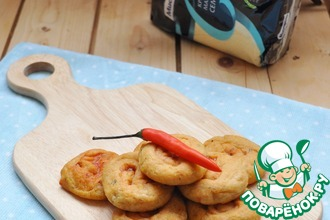 Рецепт: Закусочные картофельные рулетики