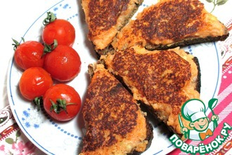 Рецепт: Бутерброды Папины