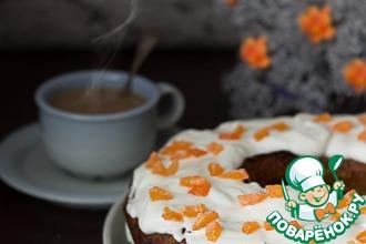 Рецепт: Морковный торт по-скандинавски