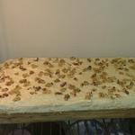 Торт из безе и орехов