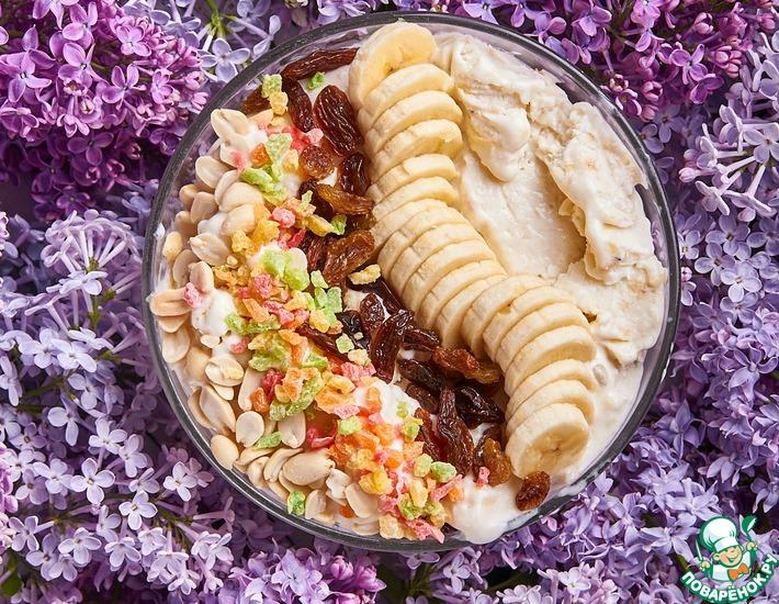 Рецепт: Сенегальский банановый десерт