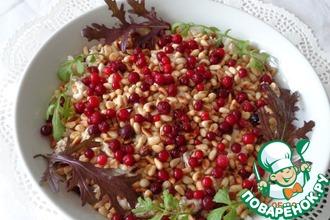 Рецепт: Салат Сибирка