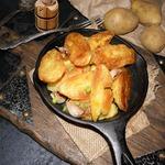 Печеный картофель Самый вкусный!