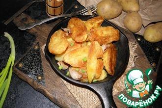 Рецепт: Печеный картофель Самый вкусный!
