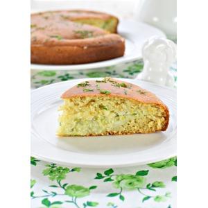 Быстрый пирог с молодой капустой