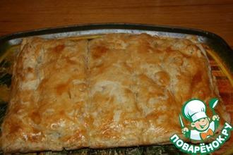 Рецепт: Мальтийский пирог Пиджен пие