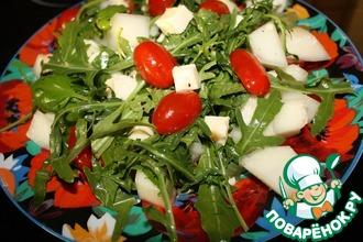 Рецепт: Салат с дыней