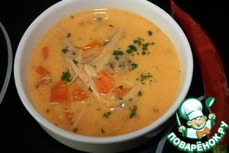 Рецепт: Рэдэутский суп