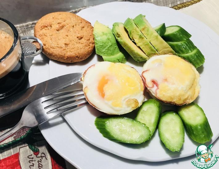 Рецепт: Быстрый завтрак Семейный»