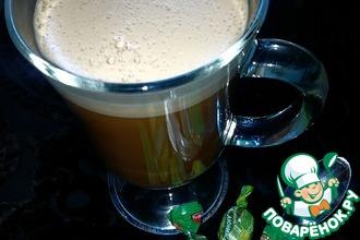 Рецепт: Кофе Шоколадный мохито
