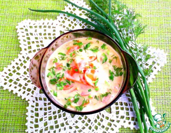 Рецепт: Морковь, тушенная в сметане