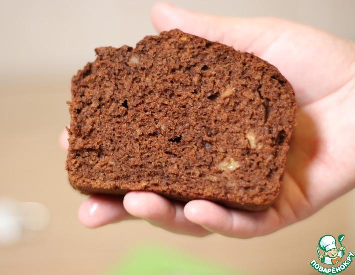 Рецепт: Банановый хлеб с какао