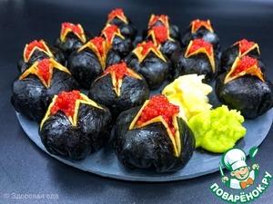 Рецепт: Суши Гранат