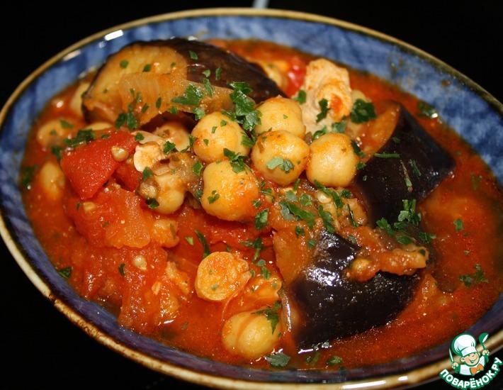 Рецепт: Мусака по-ливански