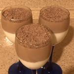 Панна-котта «Шоколадное удовольствие»