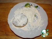 Рисовые биточки Для удовольствия ингредиенты