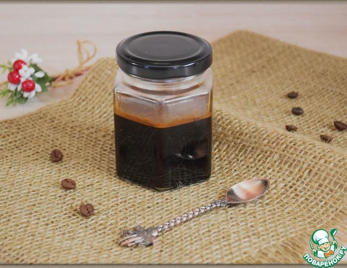 Рецепт: Кофейный экстракт