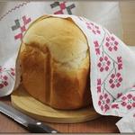 Пшеничный хлеб на скорую руку