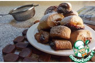 Рецепт: Фруктовое печенье к праздничному столу