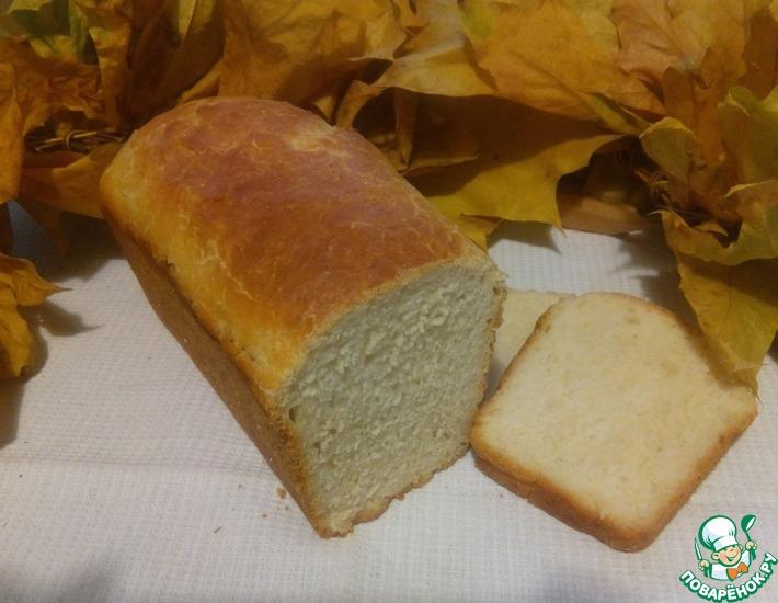 Рецепт: Хлеб соленый