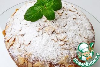 Рецепт: Маковый пирог-кекс