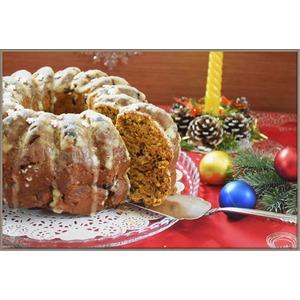 Рождественский кекс Трио