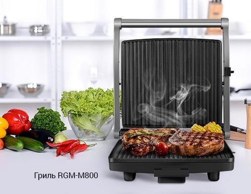 Гриль SteakMaster: ароматные блюда на гриле в любую погоду!