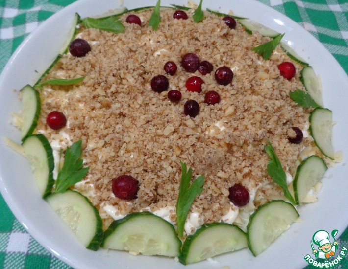 Рецепт: Салат Империя