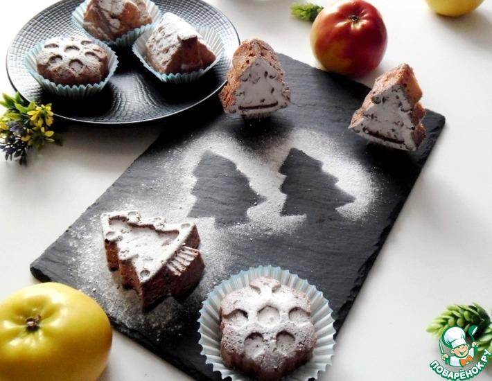 Рецепт: Кексы пряные
