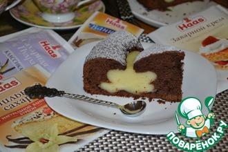Рецепт: Пирог Загадки венского леса