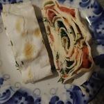 Сладкий рулет из творога и лаваша – кулинарный рецепт