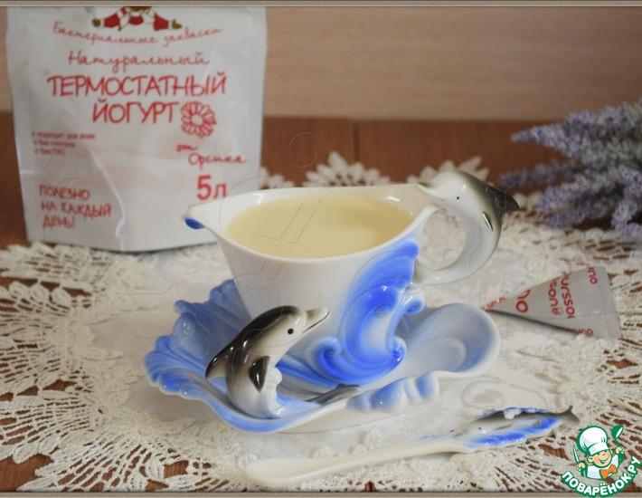 Рецепт: Соус для салатов «Волшебство»