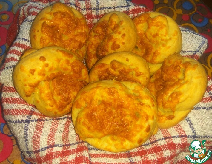 Рецепт: Картофельные сконы