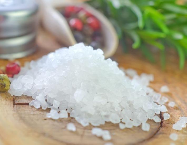 Зачем использовать кошерную морскую соль