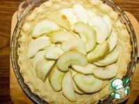Яблочный тарт ингредиенты