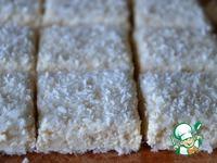 Индийский творожный десерт Сандеш ингредиенты