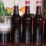 Настойка из ирги и смородины на водке
