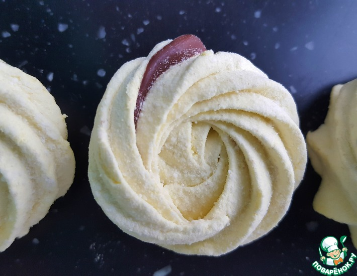 Рецепт: Банановый зефир с шоколадом
