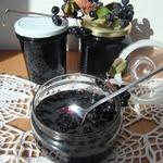 Варенье из черноплодной рябины Вишневое