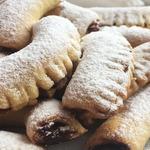 Песочно-дрожжевое печенье Гребешки