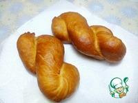 Корейские пончики на кефире Масло сливочное