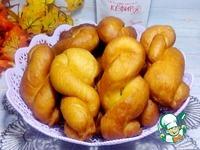 Корейские пончики на кефире Мука пшеничная