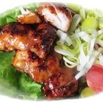 Курица в соусе Амарант