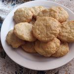 Хрустящее сырное печенье – кулинарный рецепт