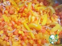 Суп с пельменями и тыквой Осенний Пельмени