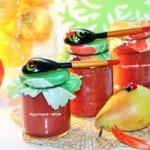 Чатни из фруктов и репчатого лука