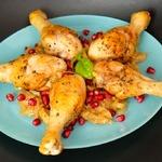 Армянский хохоп с курицей