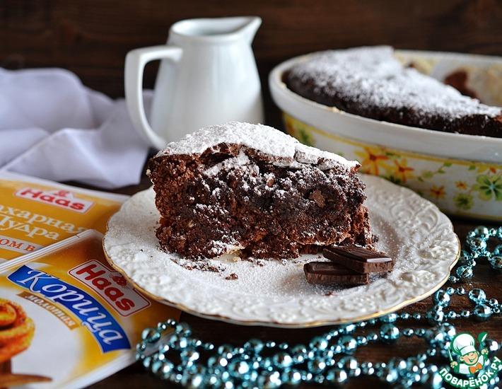 Рецепт: Шоколадный торт Тенерина